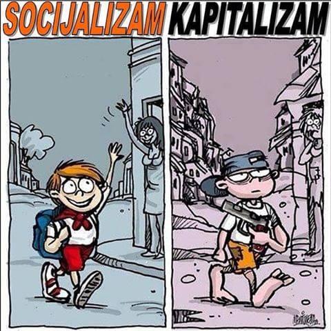 socijalizam-kapitalizam