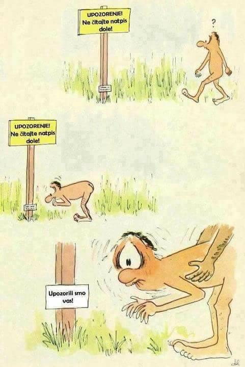 upozorenje