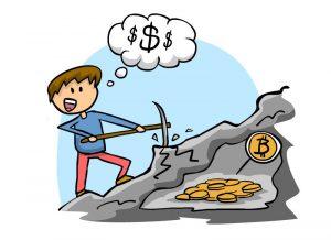Rudarenje kriptovaluta