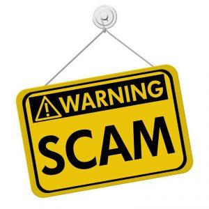 Prevare, scam