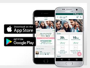 Cashback aplikacija