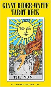 Waite Tarot deck